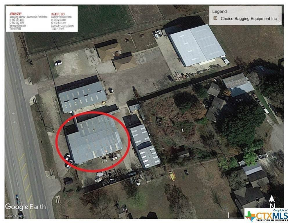 Industrial for Rent at 4802 Main Taylor, Texas 76574 United States