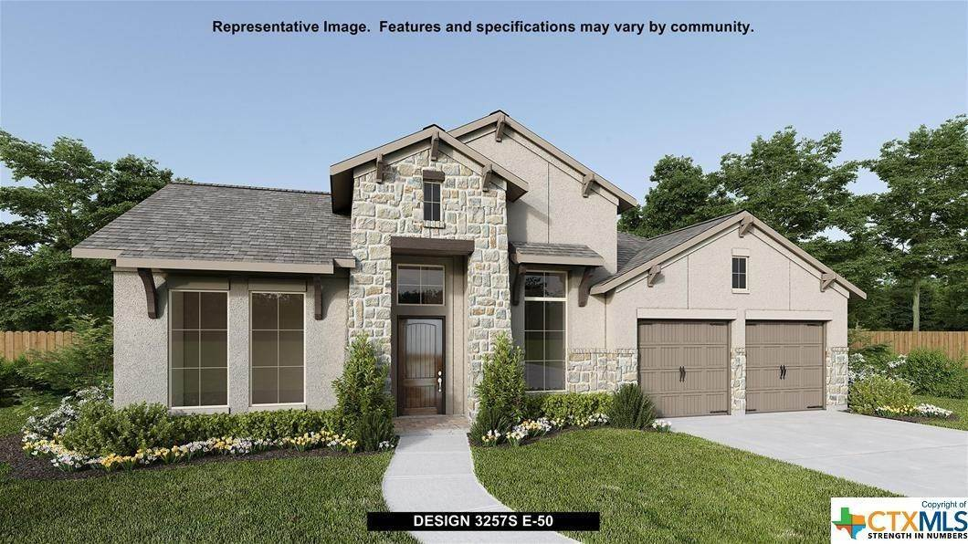 Single Family Homes for Sale at 1185 Waddie New Braunfels, Texas 78132 United States
