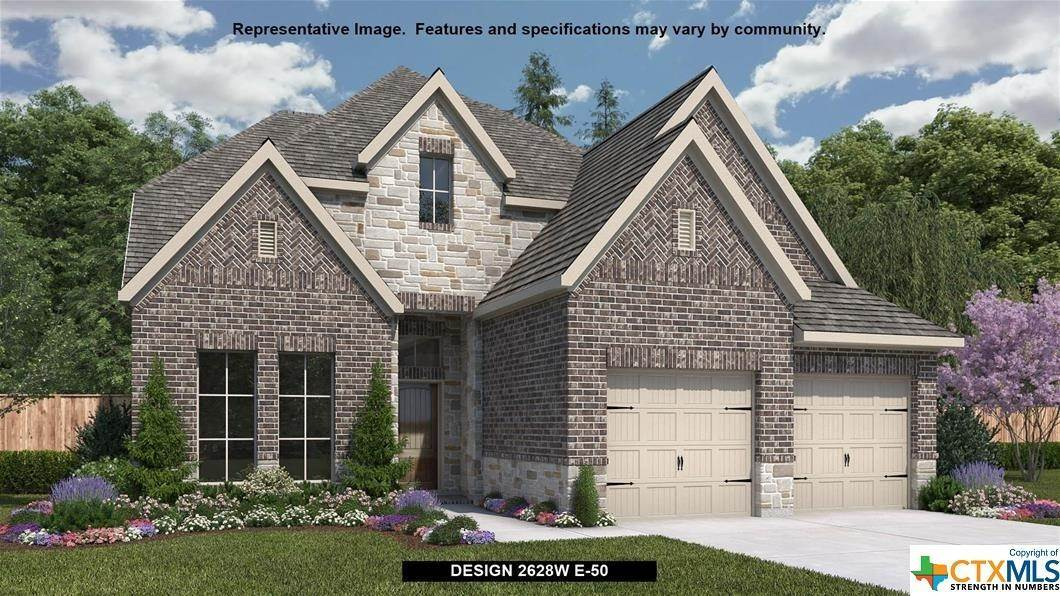 Single Family Homes for Sale at 2965 Creek Ridge Seguin, Texas 78155 United States