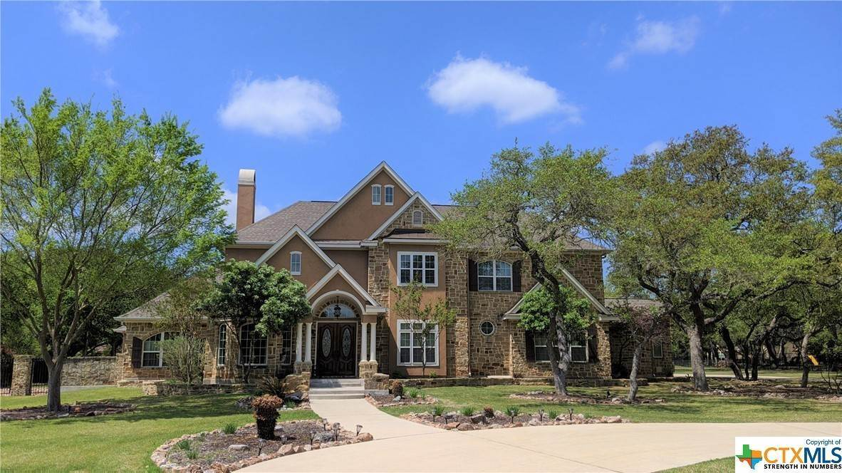 Single Family Homes for Sale at 26527 Forest Link New Braunfels, Texas 78132 United States