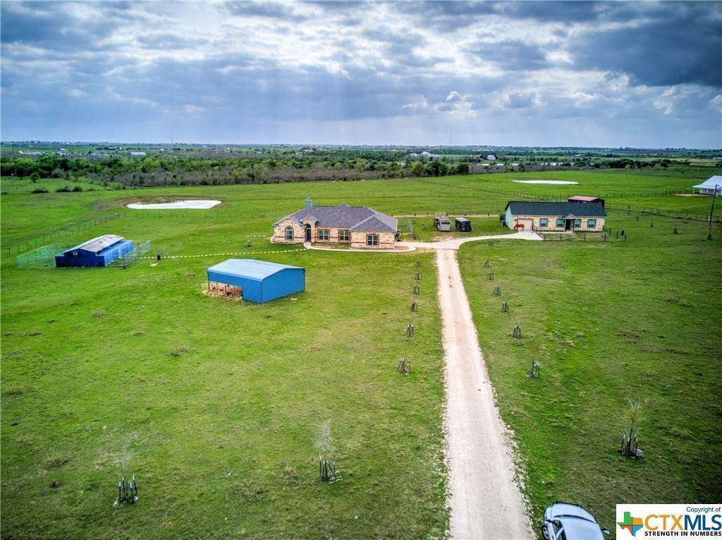 Single Family Homes for Sale at 3498 County Road 464 Elgin, Texas 78621 United States